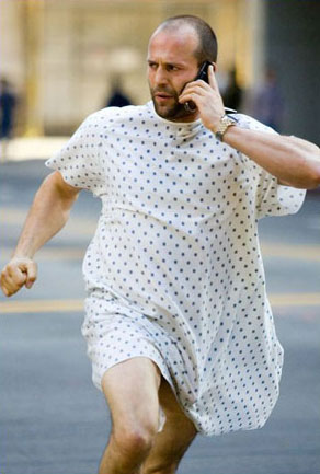 Statham, on his way to overtake the United Nations from Secretary-General Ban Ki-moon.