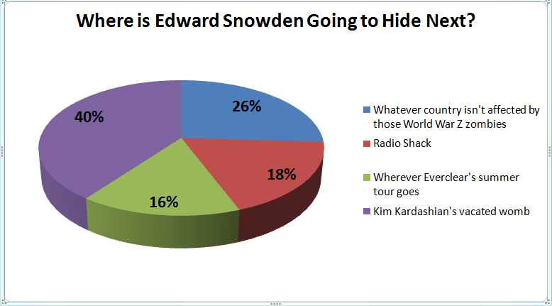 where is edward snowden going to hide next