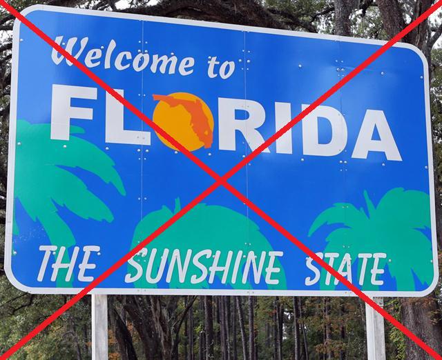 florida termination of statehood